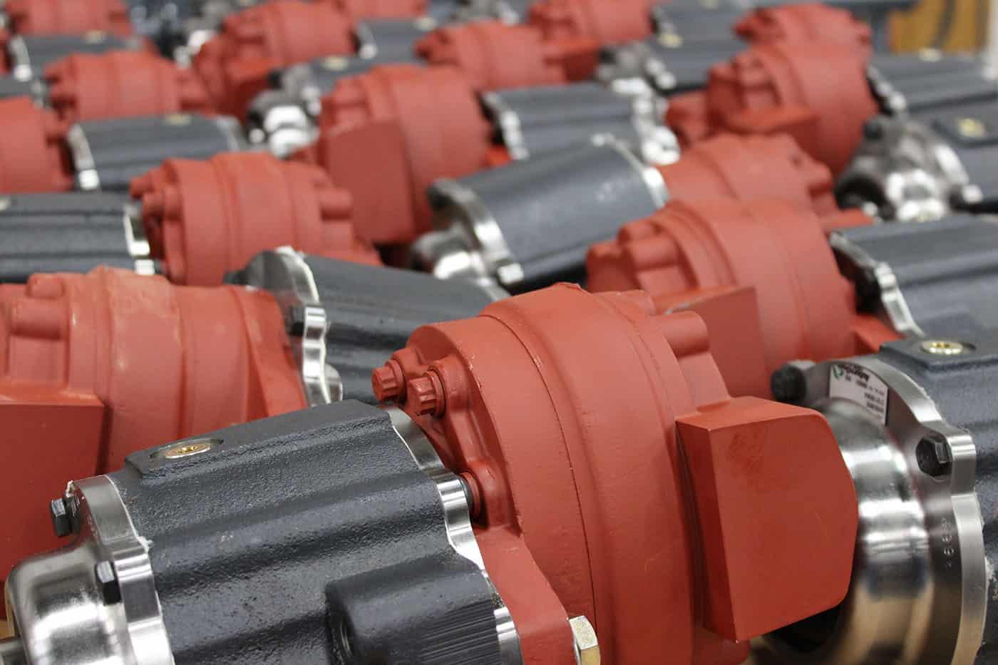 Cross PTO Pumps