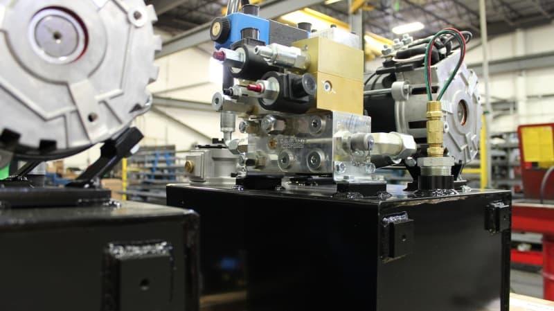 Hydraulic Circuits Industrial Valve, Mobile Valve, or Diverter Valve_0