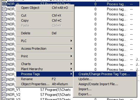 Siemens PCS 7 Tools: Process Tag Types 3