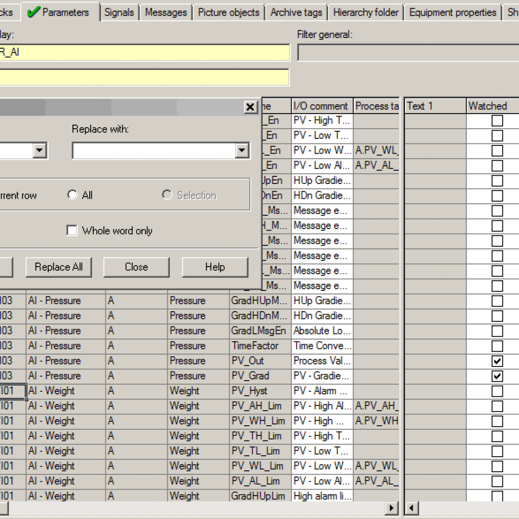 Siemens PCS 7 Tools: Process Object View 4
