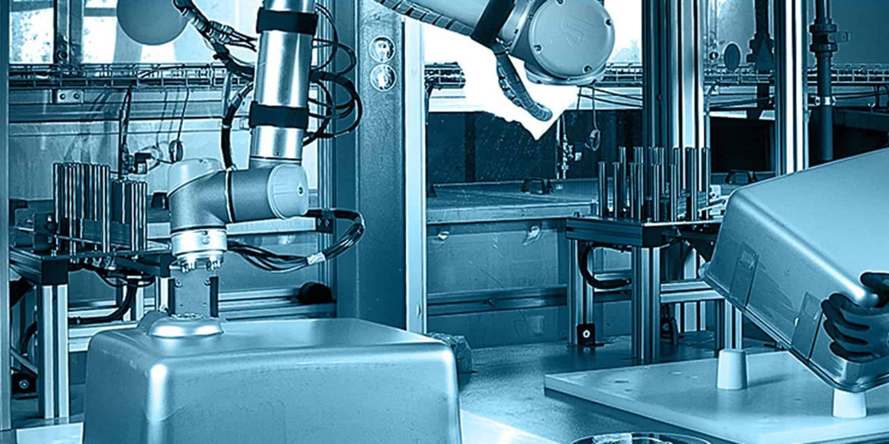 Robotics and Machine Auotmation Header