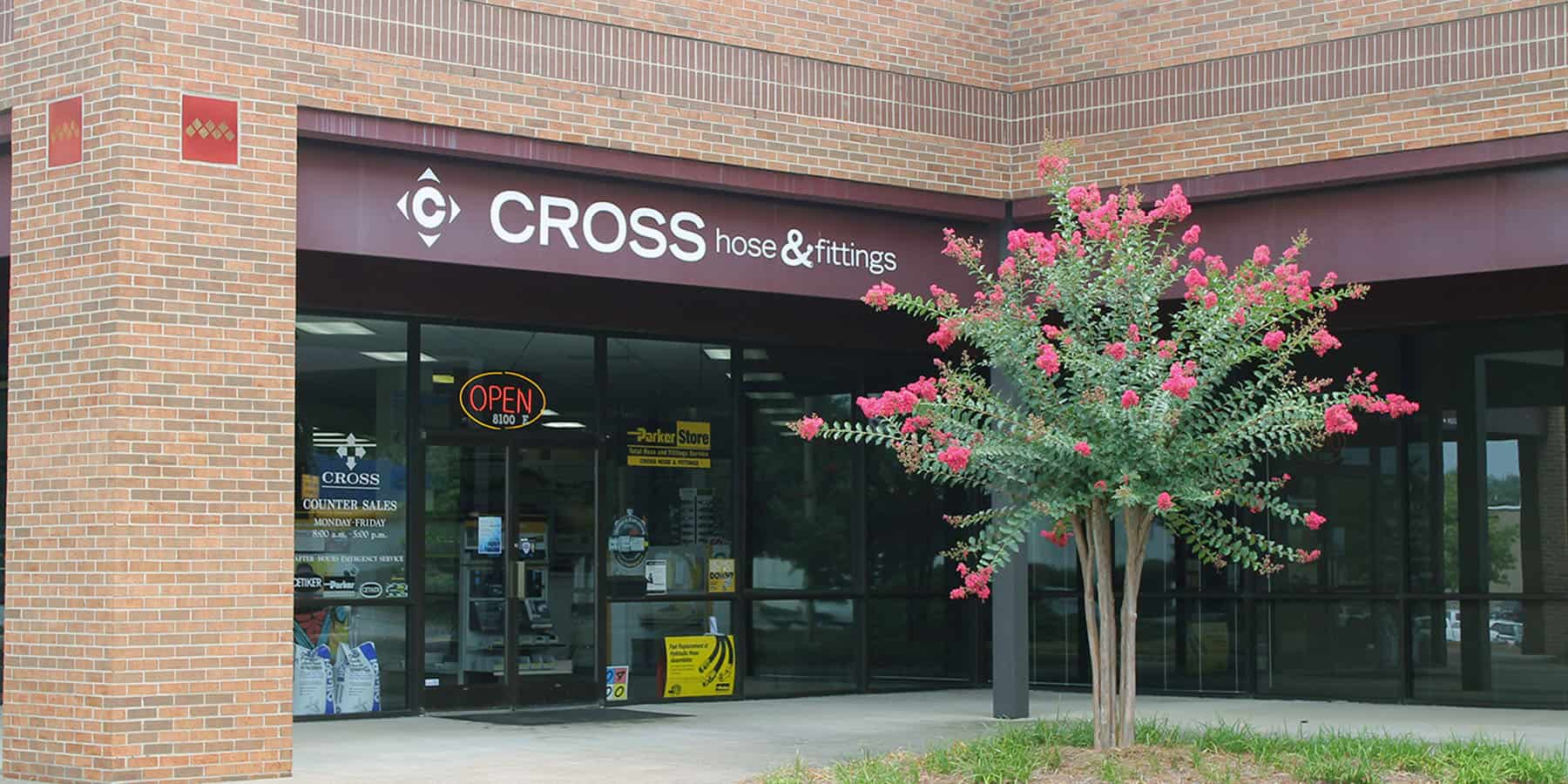 Cross Hose and Fittings - Winston-Salem 13