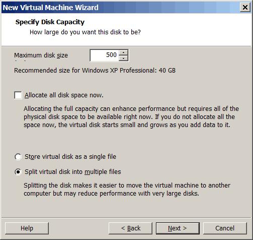Efficient Handling of Virtual Machine (VM) Images 4