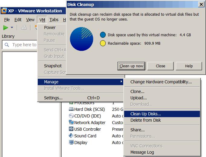 Efficient Handling of Virtual Machine (VM) Images 3