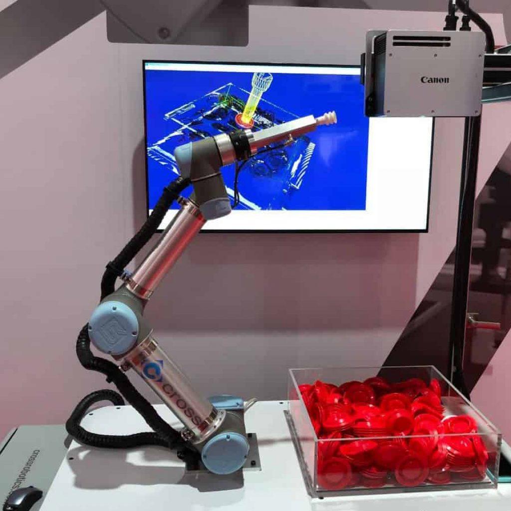 Robotic Bin Picking 1