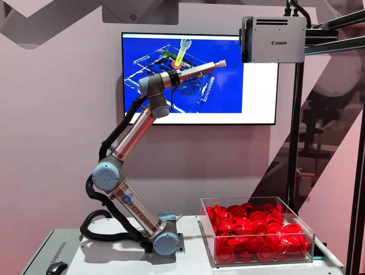 Robotic Bin Picking