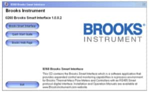Setting Up RS485 Communication Networks for Brooks Instrument Mass Flow Controllers 3
